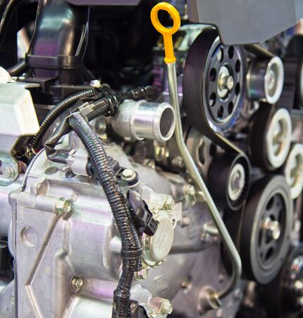 New engine of a modern car Stock Photo - 17144730