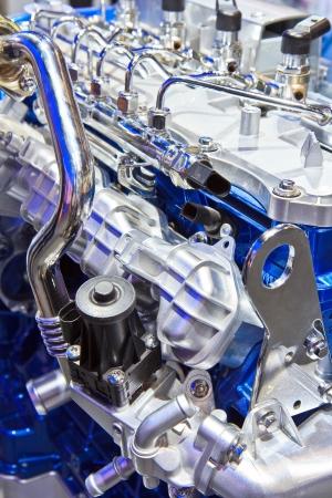 Новый двигатель нового автомобиля