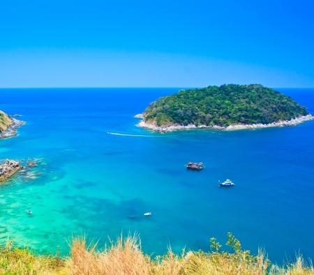 Island Phuket in southern Thailand photo