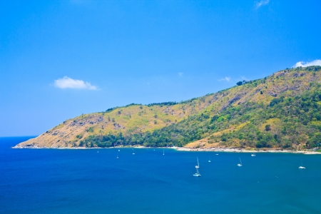 southern thailand: Island Phuket in southern Thailand Stock Photo