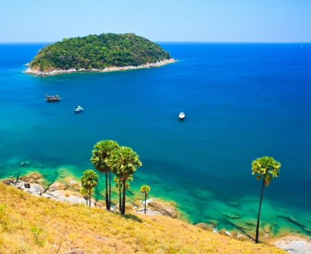 Island Phuket in southern Thailand photo
