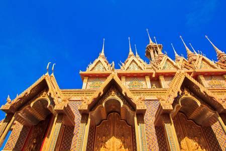 Sanctuary Church in temple thailand photo