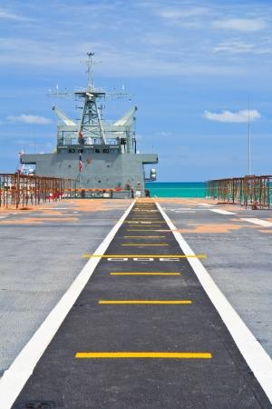 strips away: Runway at takeoff on battleship and Runway Aircraft Carrier