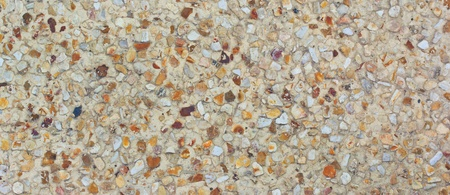 Polished stone texture as background  photo