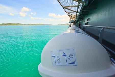 life saving: Marine life saving equipment  Stock Photo