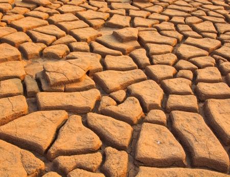 contaminacion del medio ambiente: Agrietado suelo de fondo suelo de textura