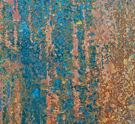Old rust surface can be used for background and texture Stock Photo - 22069178