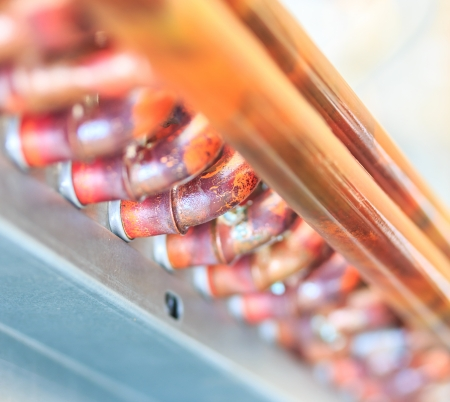 cuprite: Copper tube for air conditioners