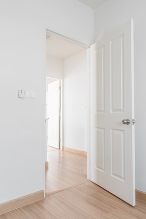 White door  photo