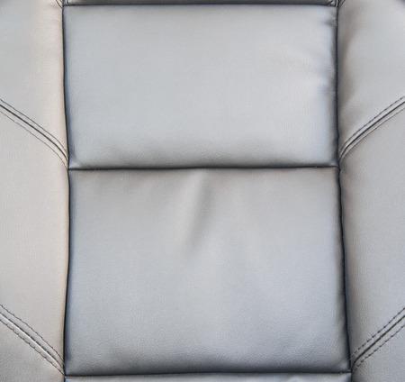 Black upholstery leather pattern background  photo