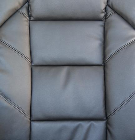 cushioning: Black upholstery leather pattern background