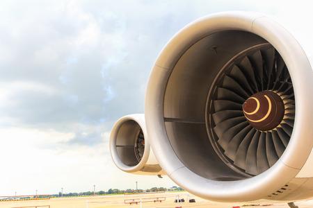 engine: engine jet Stock Photo