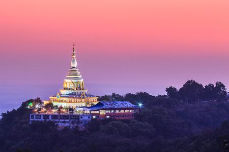 Wat thaton temple in chiang mai asia Thailand photo