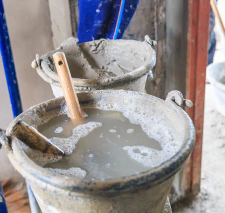 gyan: construction - plasterer concrete