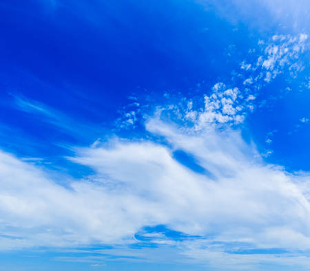 blue  backgrounds: blue sky and clouds backgrounds