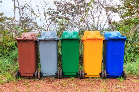 trashcan photo