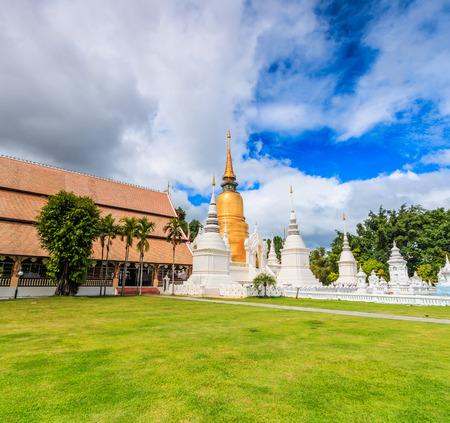 molee: Landmark Temple, Wat Suan Dok in Chiang Mai, Asia Thailand
