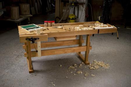 carpenter's bench: Carpenters bench