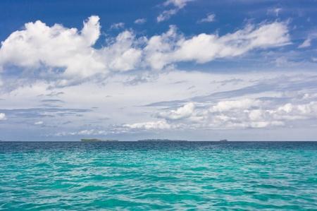 美しい海と砂漠の島、シムルエ列島、インドネシア、東南アジア