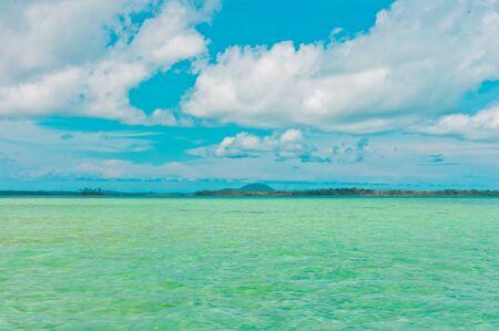 Beautiful Seascape, Banyak Archipelago, Indonesia, Southeast Asia photo