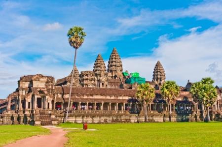 Angkor Wat, near Siem Reap, Cambodia, Southeast Asia