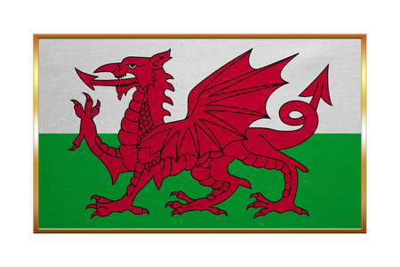 Official Welsh Flag