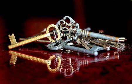 miror: Old keys