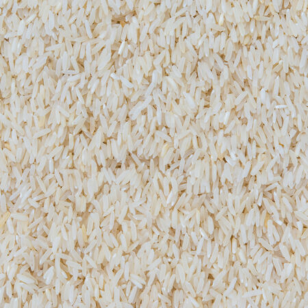 texture of rice grain  jasmine rice  for background photo