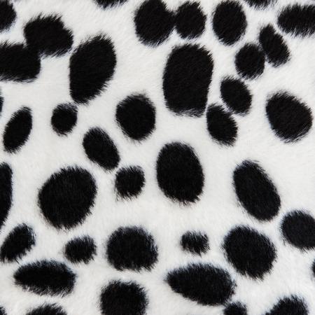 De textuur van hondenbont voor achtergrond