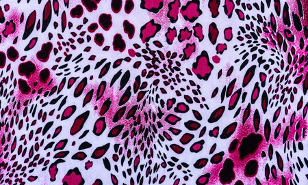 mottle: texture of fabric stripes leopard for background