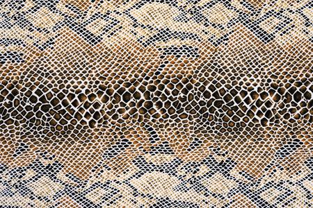 背景の縞模様のファブリック ヘビ革の質感 写真素材
