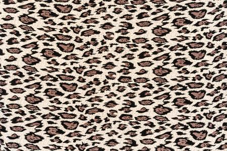 mottle: trama di leopardo tessuto a strisce per lo sfondo Archivio Fotografico