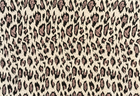 mottle: texture of fabric striped leopard for background