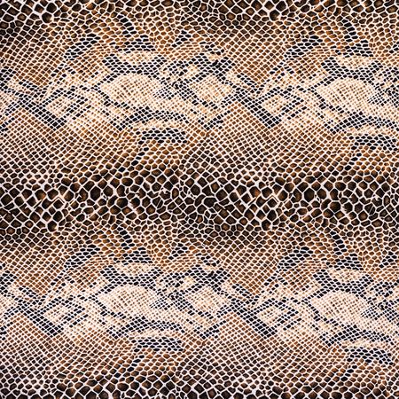배경 인쇄 패브릭 줄무늬 뱀 가죽의 질감