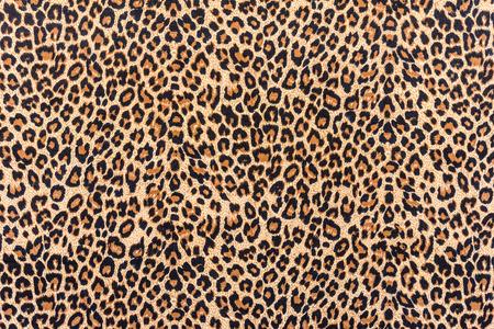 Texture de léopard rayé de tissu imprimé pour le fond Banque d'images - 35391075