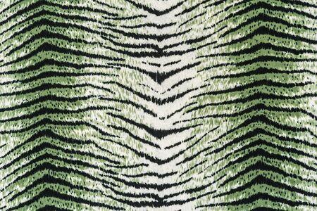 textuur van drukken stof tijger voor achtergrond