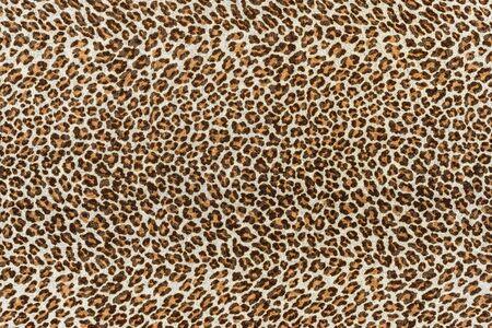 Texture de léopard rayé de tissu imprimé pour le fond Banque d'images - 36472372