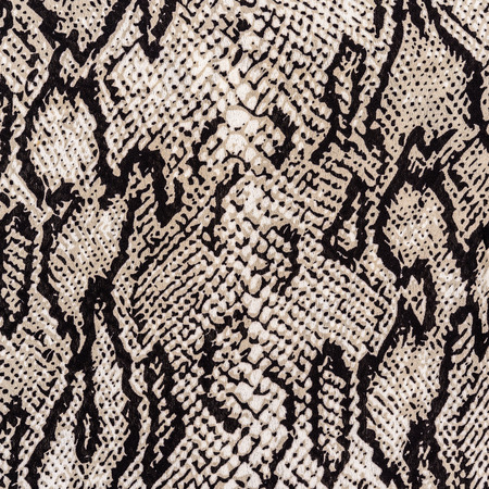 fabric texture: texture of print fabric striped snake leather for background