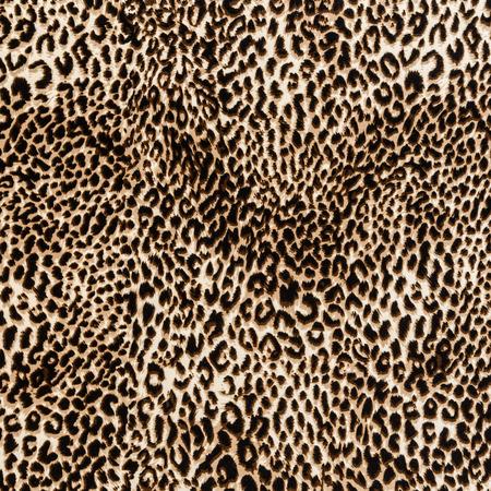 textuur van drukken stof gestreepte luipaard voor achtergrond
