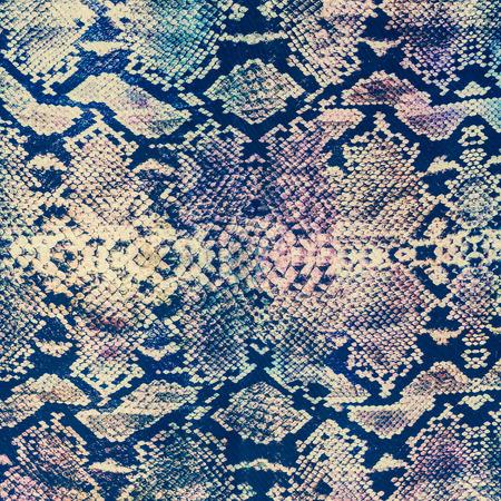 배경 인쇄 직물 줄무늬 뱀 가죽의 질감