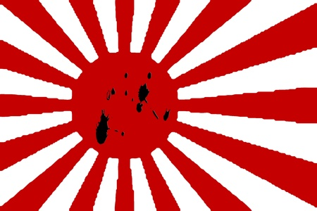 Japan quake Vector