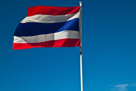 to sway: Thailand Sway Flag