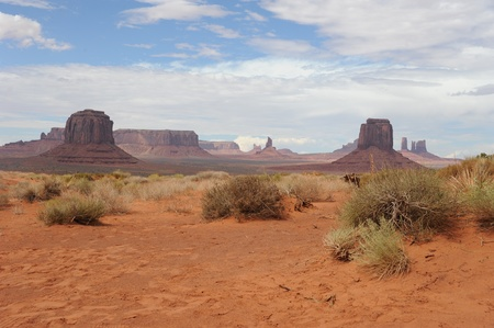 Monument Valley Stock Photo - 22635506