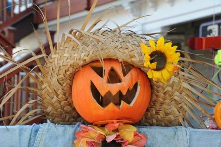 Mean Scarecrow