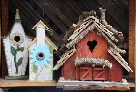 Birdhouses Stock Photo - 23216358