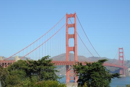 Golden Gate Bridge Stock Photo - 23216612
