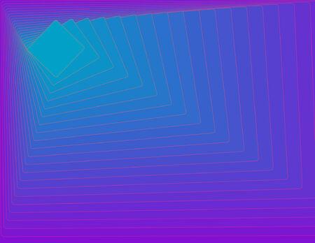 Diamond Blue Purple