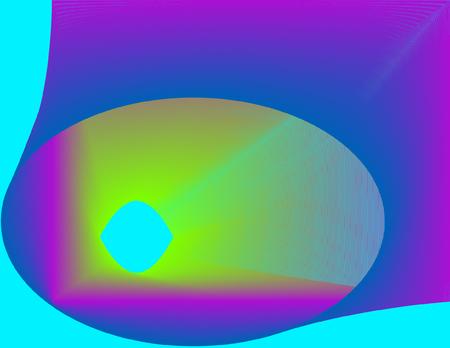 Abstract Background 1 Çizim
