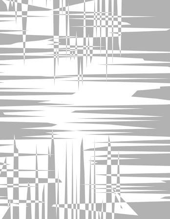 Gray Spiky Background Ilustracja