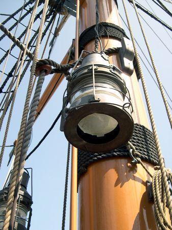 Mast Lantern